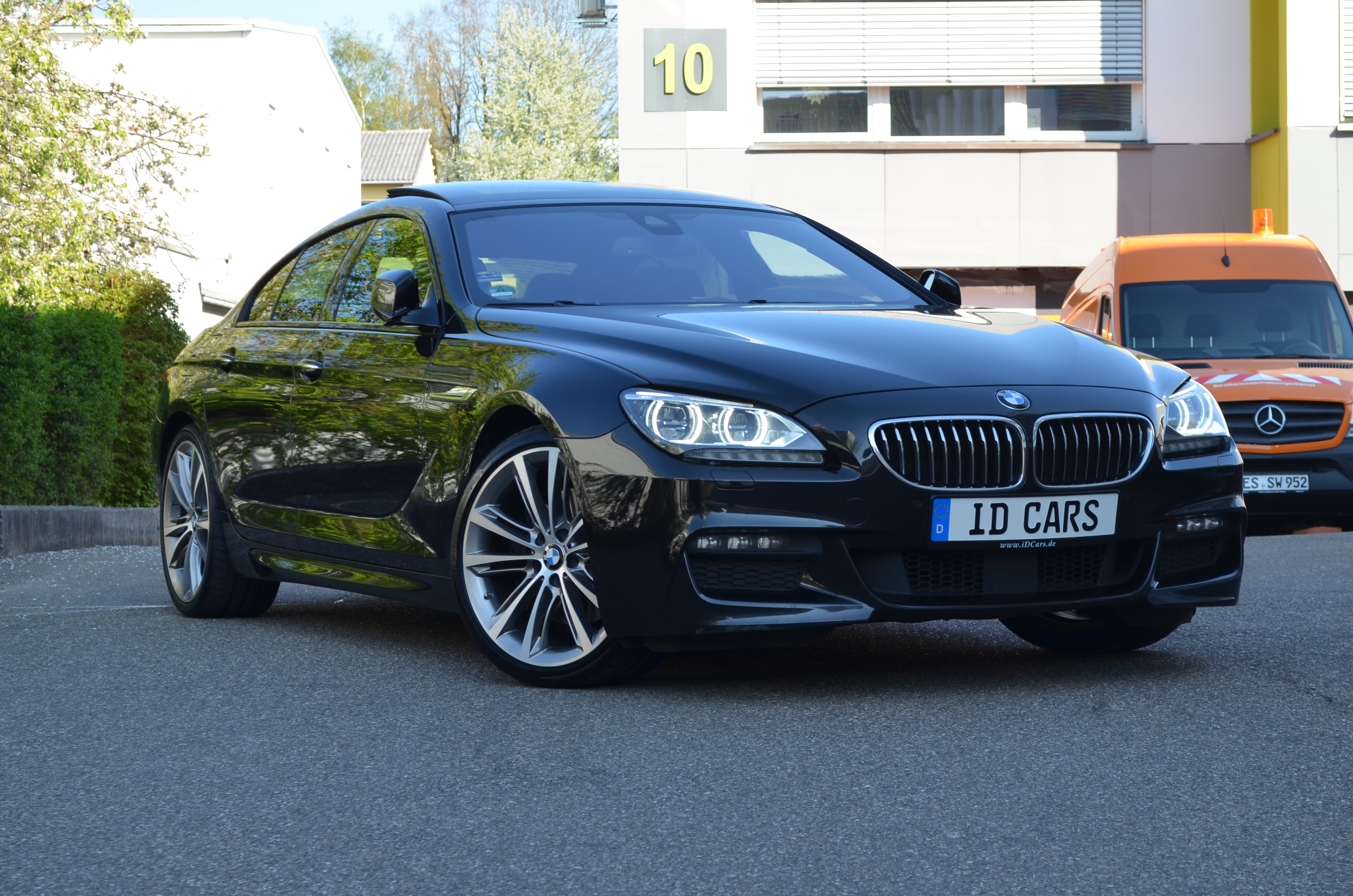 2014 bmw 6 gran coupe 640d xdrive m sport paket led b o. Black Bedroom Furniture Sets. Home Design Ideas